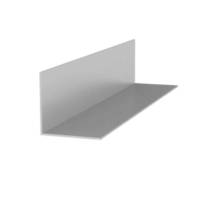 L-SHAPE ALUMINUM PROFILE 40x40 ANODISED